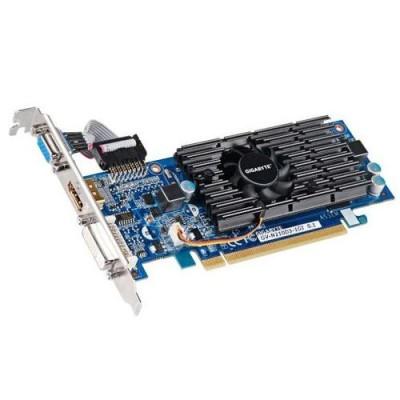 Видеокарта Gigabyte PCI-E 1024Mb GeForce GT210 (GV-N210D3-1GI)