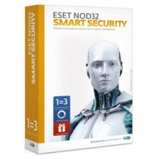 ПО Антивирус ESET NOD32 Smart Security (NOD32-ESS-1220(BOX)-1-1)