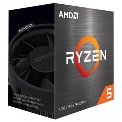 Процессор AM4 AMD Ryzen 5 5600X 3.7GHz ( 100-100000065BOX )