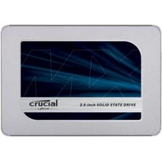 2.5'' SSD SATA 500Gb Crucial MX500 series ( CT500MX500SSD1T )