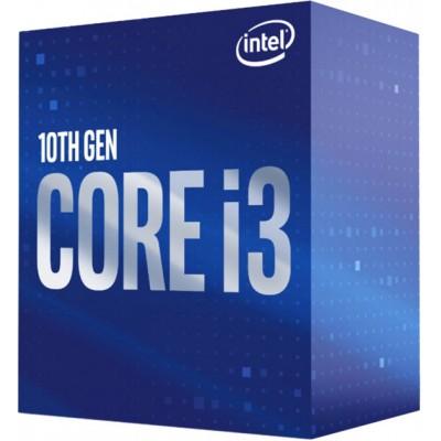 Процессор Intel Socket 1200 LGA Core i3-10100F 3.60Ghz ( BX8070110100F )