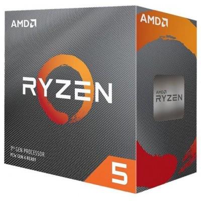 Процессор AMD Socket AM4 Ryzen 5 3600XT 3.8GHz (100-100000281BOX)