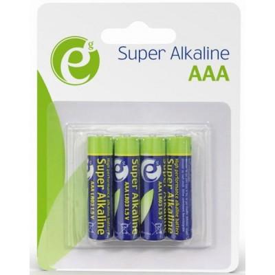 Батарейки Energenie AAA Alkaline LR03 EG-BA-AAA4-01 (цена за 4 шт.)