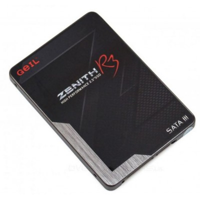 2.5'' SSD SATA 128Gb GeIL Zenith R3 (GZ25R3-128G)