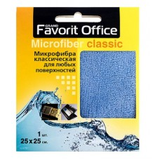 Салфетка Favorit Office microfiber classic