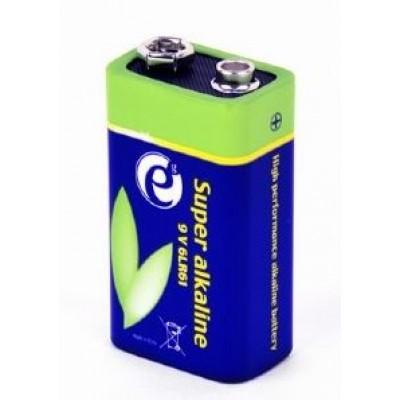 Батарейка Energenie Крона 9V 6LR61 Alkaline