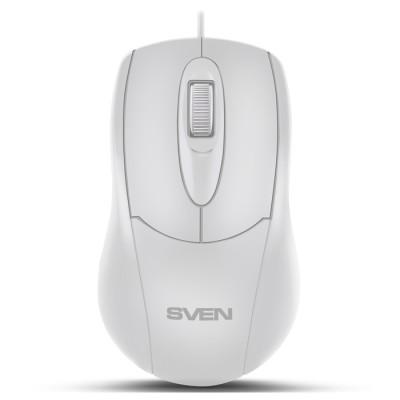 Мышь Sven RX-110 USB White