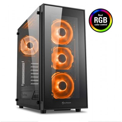 Корпус Sharkoon TG5 RGB