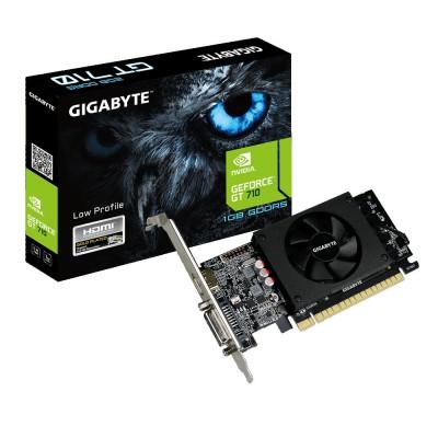 Видеокарта Gigabyte PCI-E 1024Mb GeForce GT 710 (GV-N710D5-1GL)