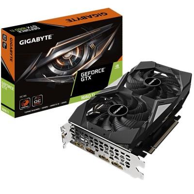 Видеокарта Gigabyte GeForce GTX1660TI 6Gb (GV-N166TOC-6GD)