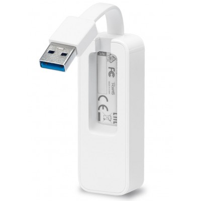 Сетевой адаптер TP-LINK UE300 USB 3.0 в Gigabit Ethernet