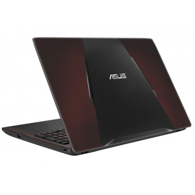 "Ноутбук Asus 15.6"" FHD (FX553VE) Intel Core i7-7700HQ 2.8 Ghz/ 16Gb/ SSD 512Gb/ Nvidia GTX1050Ti/ Win10"