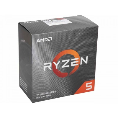 Процессор AMD Socket AM4 Ryzen 5 3600 3.7 Ghz (100-100000031BOX)