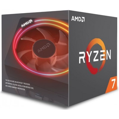 Процессор AMD Socket AM4 Ryzen 7 2700X 3.7 Ghz (YD270XBGAFBOX)