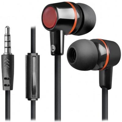 Наушники + микрофон Defender Pulse 428, чёрный