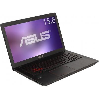 "Ноутбук Asus 15.6"" FHD (FX553VE) Intel Core i7-7700HQ 2.8Ghz/ 16Gb/ SSD256Gb +1000Gb/ Nvidia GTX1050Ti/ Win10"