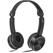 Наушники + микрофон Defender Accord 145 черные
