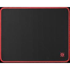 Коврик для мыши Defender Black M 360*270*3 мм, ткань+рез