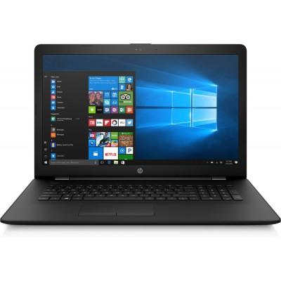 "Ноутбук HP 17.3"" 17-bs008ng - Intel Pentium N3710 1.6Ghz/ 4Gb/ SSD 128Gb/ DVD-RW/ Win 10"