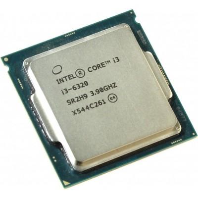 Процессор Intel Socket 1151 LGA Core i3-6320 3.9Ghz (CM8066201926904) без кулера