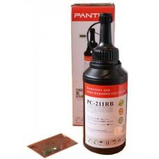 Заправочный комплект Pantum PC-211RB + чип (1600 стр.)