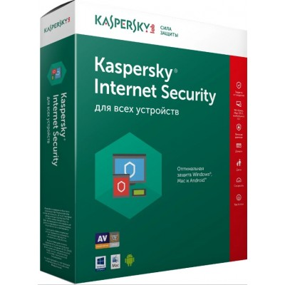 ПО Антивирус Касперского Internet Security  ПРОДЛЕНИЕ 2ПК/1год (KL1941RBBFR) BOX
