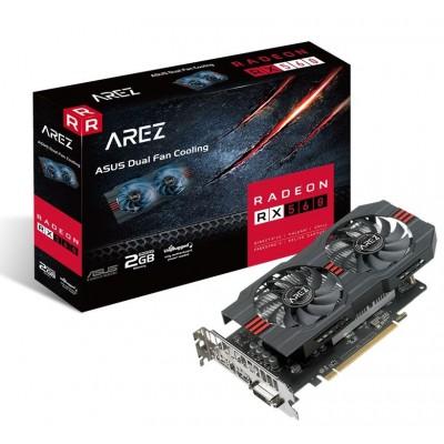 Видеокарта Asus PCI-E 2048Mb Radeon RX560 AREZ-EVO (AREZ-RX560-2G-EVO)