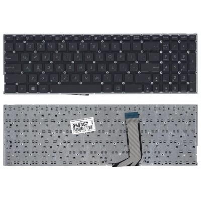 Клавиатура для Asus X765 горизонтальный Enter