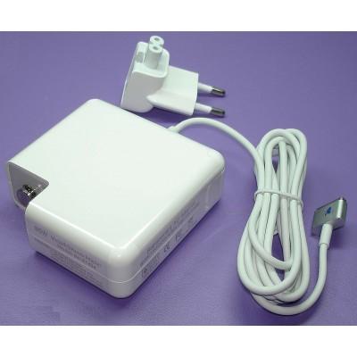 Блок питания для Apple 20V 4.25A 85W MagSafe2 T-shape