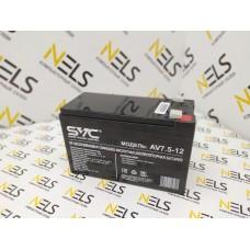 Аккумуляторная батарея 12-7 SVC (12V 7.5Ah)