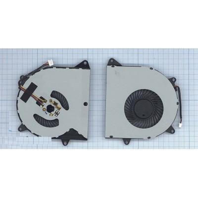 Кулер для Lenovo 110-14IBR 110-15ACL 100-15IBD