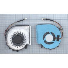Кулер для MSI GE62, GE72 CPU (4pin)