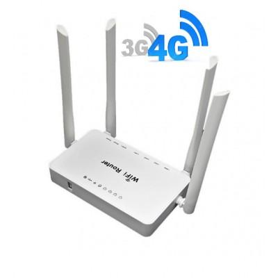 Интернет-маршрутизатор CXDigital WE-1626 3G/4G