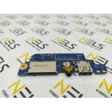 Разъём USB 2.0 + звуковой разъёме Acer Swift 1 SF114-32-P31S