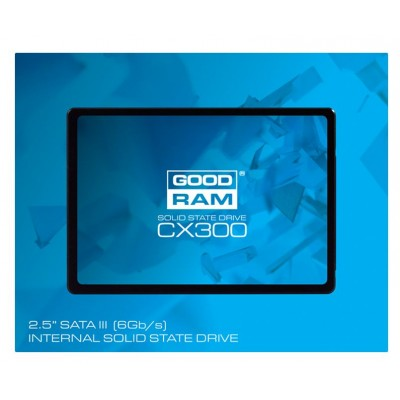 """2.5"""" SSD SATA 512Gb Goodram CX300 SSDPR-CX300-512"""