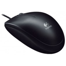 Мышь Logitech B100 Black USB OEM