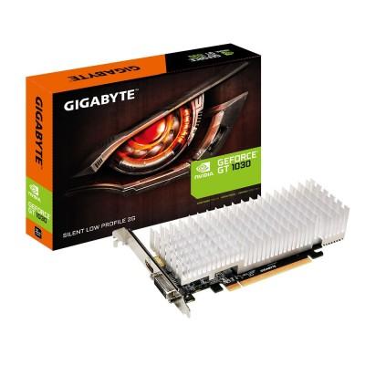 Видеокарта Gigabyte PCI-E 2048Mb GeForce GT 1030 (GV-N1030SL-2GL)