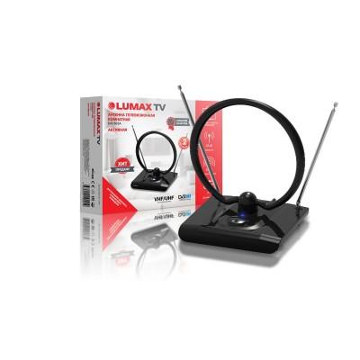 Антена Lumax  эфирная комнатная DVB-T2 DA1503A