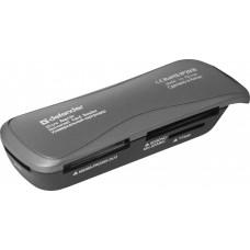 Картридер внешний Defender Ultra Rapido USB 2.0