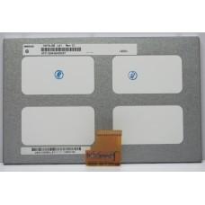 07'' матрица для планшета 1280х600 WSVGA/normal/Glare/LED/ модель N070LGE-L41 REV C1