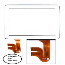 10,1'' TOUCH Asus TF700 White (5184N FPC-1 REV3 06WW 1220)