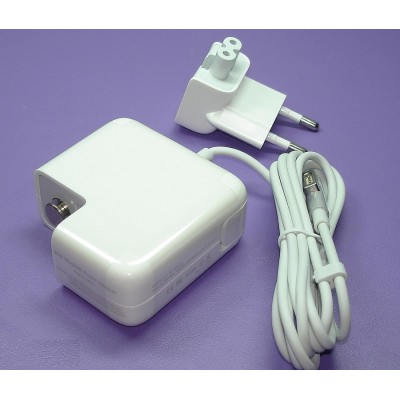Блок питания для Apple 14.5V 3.1A 45W MagSafe L-shape