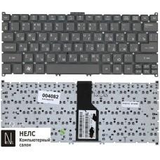 Клавиатура для Acer Aspire S3, S5, One 756 черная