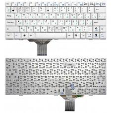 Клавиатура для Asus Eee PC 1000, 1002H, 1004D белая
