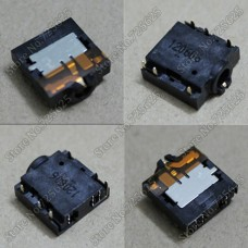 Аудио разъем для Lenovo B580 V580C B590 B4306 (наушники и микрофон в одном)