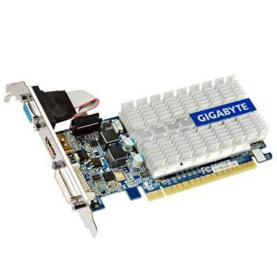 Видеокарта Gigabyte PCI-E 1024Mb GeForce GT210 (GV-N210SL-1GI)
