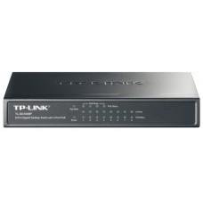 Коммутатор TP-LINK TL-SG1008P 8-Port