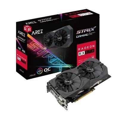 Видеокарта Asus PCI-E 4096Mb Radeon RX570 (AREZ-STRIX-RX570-O4G-GAMING)