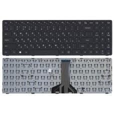 Клавиатура для Lenovo 100-15IBD, 300-15IBR черная