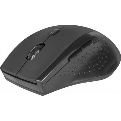 Мышь Defender Wireless Accura MM-365,чёрный,6 кнопок,800-1600dpi